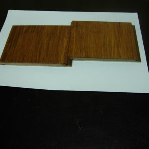 Carbonized Solid Bamboo Flooring pictures & photos