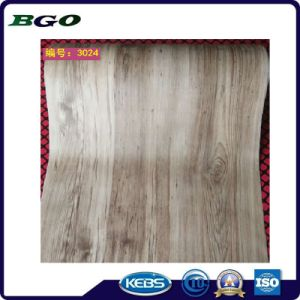 PVC Self Adhesive Foil High Gloss Woodgrain pictures & photos
