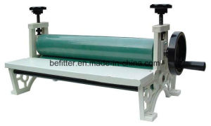 LBS390 15inch destop simple manual cold laminator pictures & photos