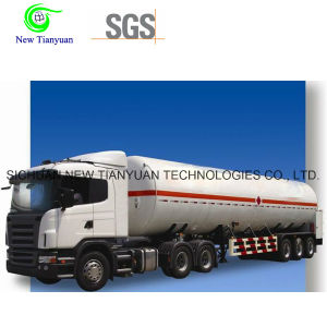 Liquefied Gas LPG Propane Tank Container Semi Trailer pictures & photos