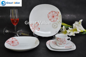 2017 New Design Eco Friendly Porcelain Dinnerware Set pictures & photos