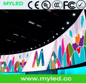 Indoor Ultra HD LED Panel/P2.5/P1.9 Indoor LED Display for Advertising pictures & photos