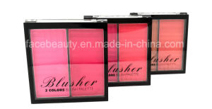 New Fashion 2 Colors High Quality Private Label OEM/ODM Blush Palette pictures & photos