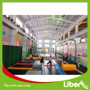 Customised Kids Indoor Trampoline Park pictures & photos