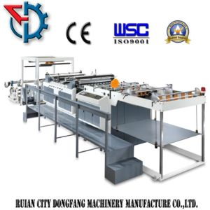 Automatic Sheeting Machine with Film Peeling Function for Cigar Packing pictures & photos