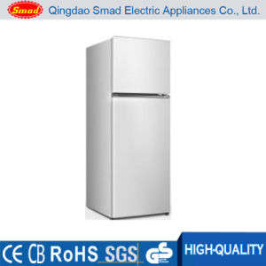 Auto Defrost Top Mount Double Door Refrigerator pictures & photos