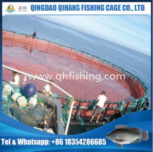 Fish Cage Aquaculture Fish Farming Floating Cages pictures & photos