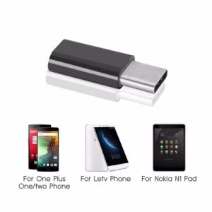 USB 3.1 USB Type C to Micro USB Cable Adapter Converter for Xiaomi LG G5 Nexus 5X 6p Oneplus 2 MacBook pictures & photos