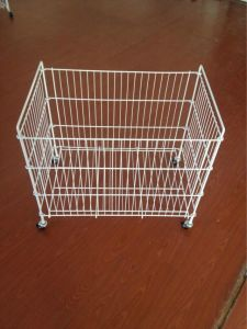 Shopping Supermarket Retail Trolley Carts 9285 pictures & photos
