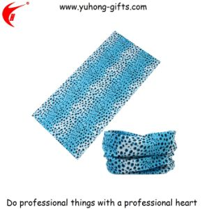 Fashion Blue Color Turban for Sports (YH-HS019) pictures & photos