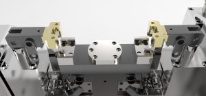 Bracket 4-Axis Hydraulic Workholding pictures & photos