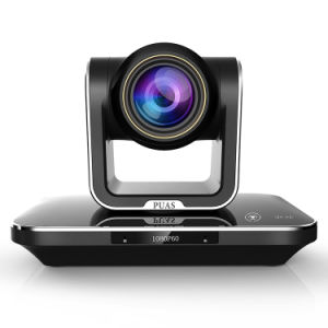 Hot 30X Optical, F=1.6-4.7, Pan 346 Degree HD Video Conference Camera pictures & photos