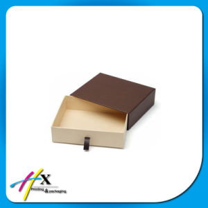 Custom Rigid Drawer Cosmetic Paper Cardboard Gift Packaging Box pictures & photos