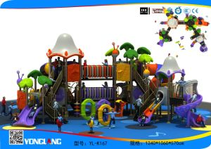 Playground Set Music Series with Spiral Slide and Passion (YL-K167) pictures & photos