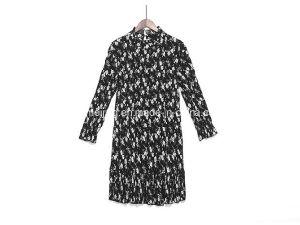 Korea Style Women`S Dress