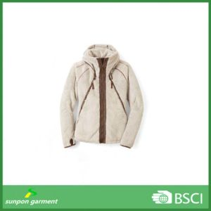 Super Warm Windstopper Hooded Polar Fleece Jacket pictures & photos
