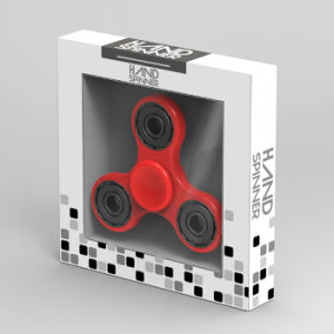 Stree Released Stainless Steel Bearings Fidget Mini Finger Spinner pictures & photos