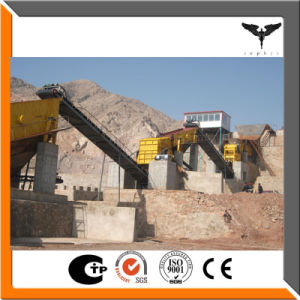 Portable Mobile Aggregate Stone Rock Crushing Plant pictures & photos