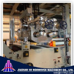 Fine Quality 2.4m Composite Line-M Nonwoven Fabric Machine pictures & photos