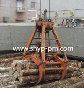 Hydraulic Timber Grab Matching with Excavator pictures & photos