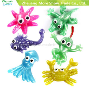 New Novelty TPR Animals Plastic Sticky Toys Kids Party Favors pictures & photos