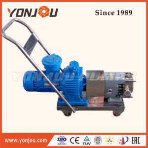 Lq3a Food Grade Stainless Steel Lobe/Rotary Pump, Positive Displacement Pump pictures & photos