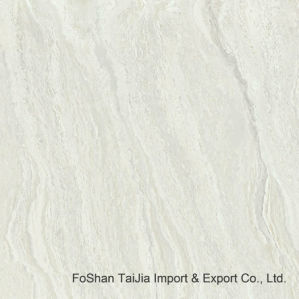 Buliding Material 600X600mm Grey Amazon Porcelain Polished Tile (TJB604) pictures & photos