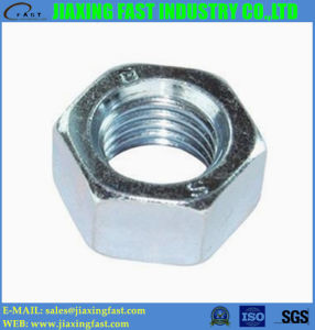 Hex Nuts /DIN934/ISO4032/ASTM A194 2h/ Stainless Steel Hex Nuts. pictures & photos