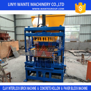 Wt4-10 Fully Automatic Clay Block Machine pictures & photos