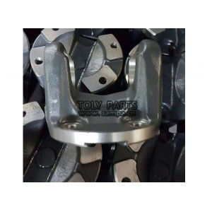 Forging Yoke Propeller Cardan Shaft Spline Drive Parts pictures & photos