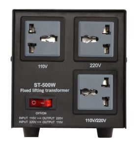 American Voltage to European Standard Voltage Converter pictures & photos