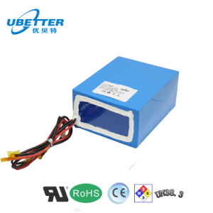 48V 50ah LiFePO4 Battery Lithium Ion Battery Pack for E-Motorcycle Battery pictures & photos