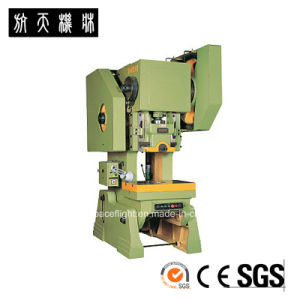 HangLi Open-Type Tilting Power Press J23 Series, Punching Machine pictures & photos