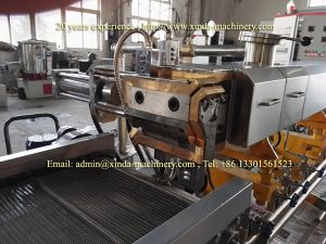 TPR Granules Extruder pictures & photos