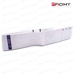 Optional Color Printing Luggage RFID Label Tag pictures & photos