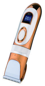 Cordless Rechargeable Hair Clipper for Salon Use pictures & photos