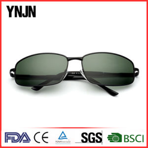 Ynjn Promotional Polarized Square Mens Sunglasses with Ce FDA (YJ-F8285) pictures & photos
