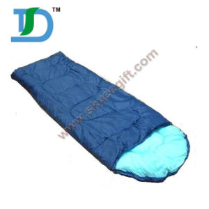 Big Size Outdoor Envelope Shape Ultralight Sleeping Bag pictures & photos