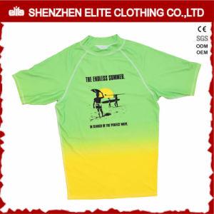 Wonderful Sublimation Green Kids Rash Guard Swimwear (ELTRGI-53) pictures & photos