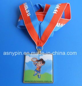 Custom Metal Printing Metal Medals Cheap pictures & photos