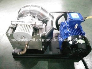 3.7kw Belt Drive Oil Free Scroll Air Compressor pictures & photos