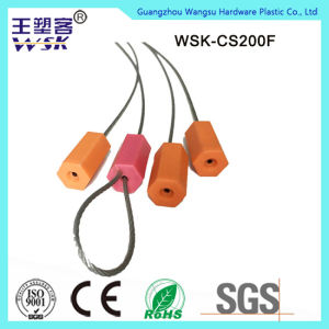 Pull Tight Adjustable Length Cable Wire Seal for Bank Cash Box pictures & photos