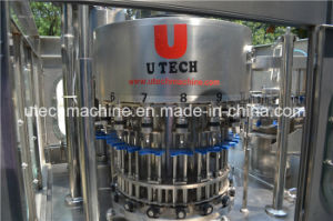 Automatic Pet Plastic Water Bottling Machine pictures & photos