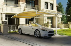 Protect UV Polycarbonate Panel Carport Car Canopy pictures & photos