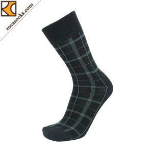 Men′s Custom Dress Softest Socks (163019SK) pictures & photos