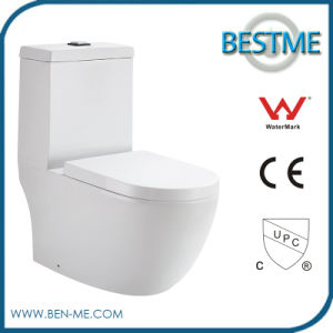 New Arrival Bathroom Ceramic Washdown Water Closet pictures & photos