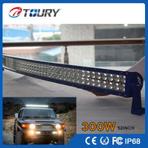 CREE 300W for Car 4WD Auto LED Light Bar pictures & photos