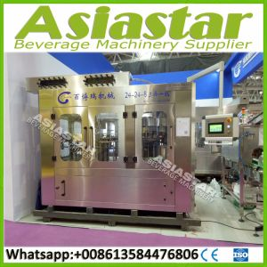 Automatic PLC Control Water Filling Machine for Water Production Line pictures & photos