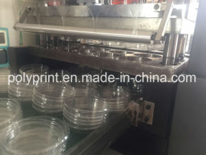 Automatic Pet/PS/PVC Lid Forming Machine Thermoforming Machine pictures & photos
