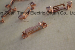 Copper Metal Stamping Machine Part pictures & photos